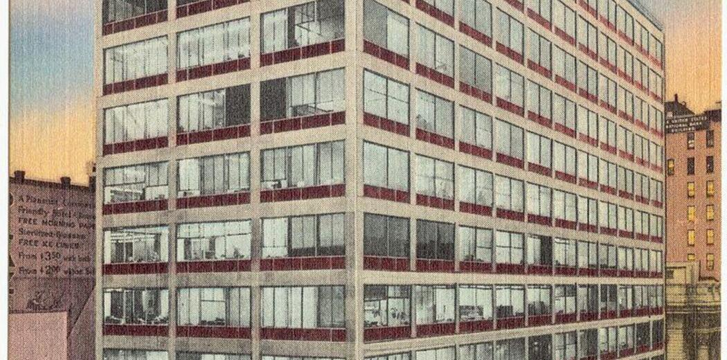 Commonwealth Building: Hermanson's Expansion into the Oregon Market Image