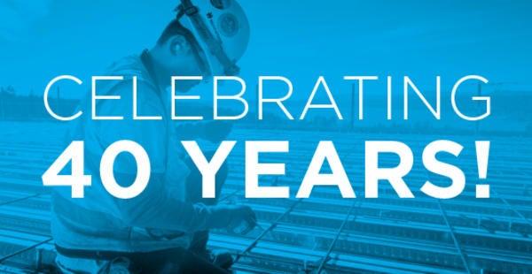 Celebrating 40 Years! image