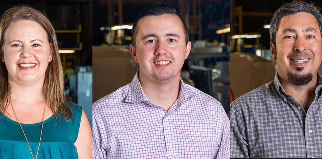 We have a few new faces at Hermanson! Image