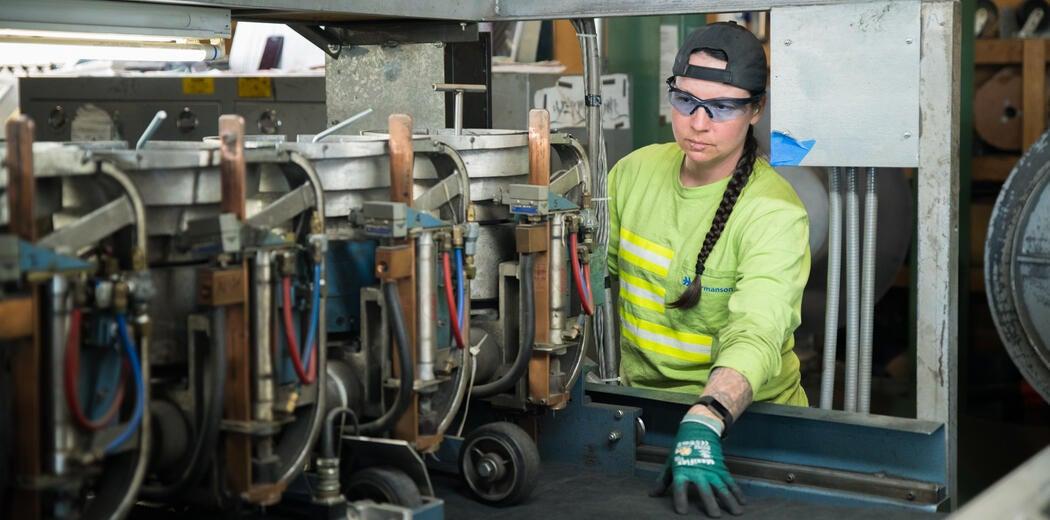 Foreman Focus Friday: Tina Dannewitz Image