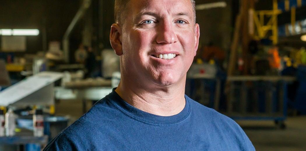 Welcome Dave Henninger!  ODS's new Service Foreman. Image