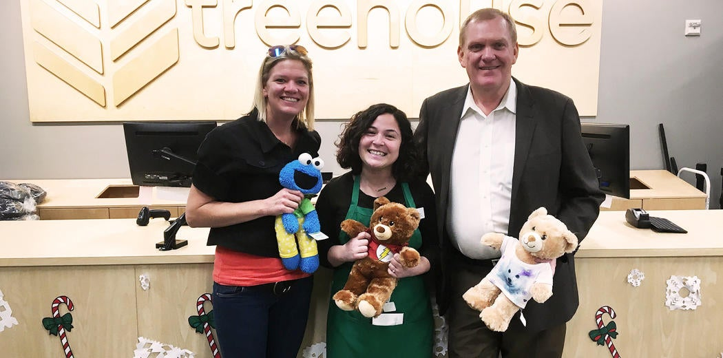 Hermanson Collects Coats for Local Foster Youth Image