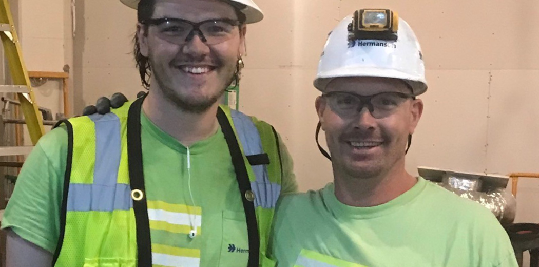 Foreman Focus Friday: Jake Herron Image