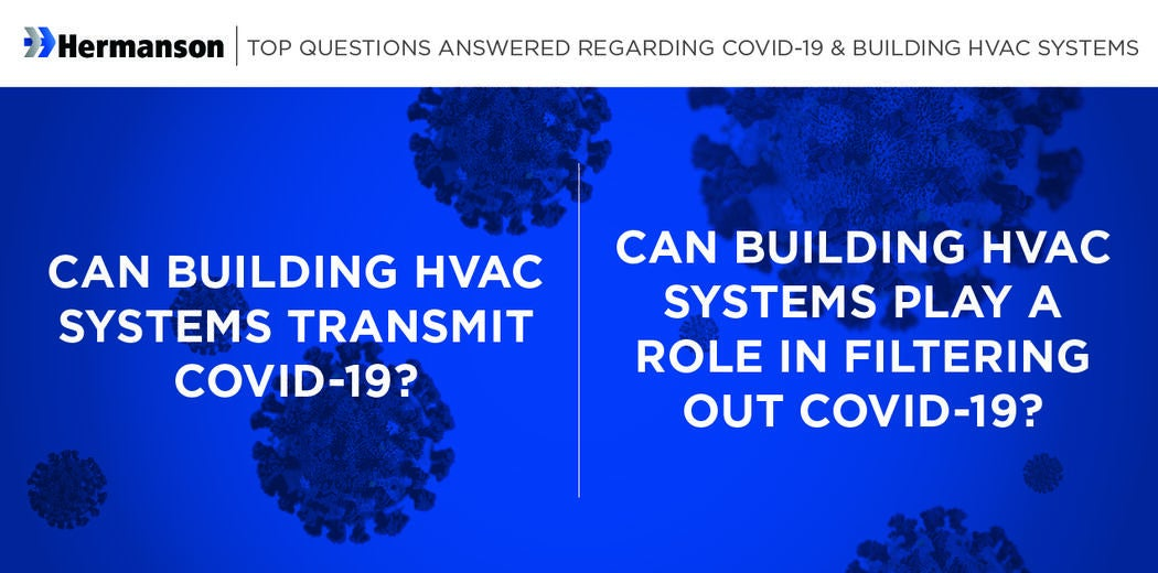 Part 2: Top Questions Answered Regarding COVID-19 & Building HVAC Systems Image