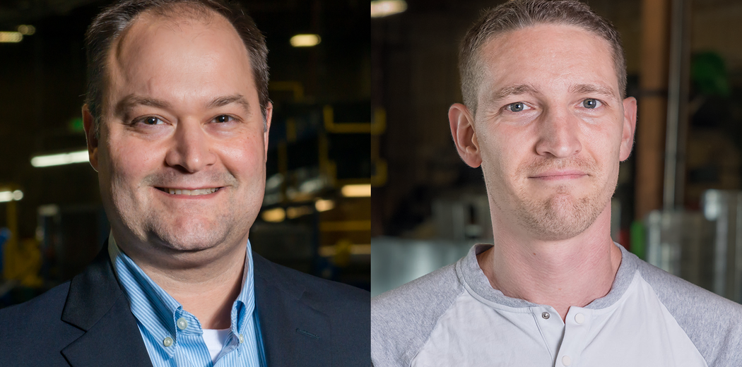 Promotion Announcement: Congratulations to Tom Papahronis & Dustin Adam! Image