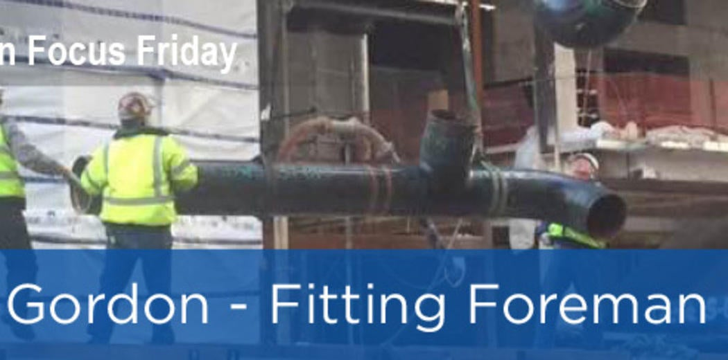 Foreman Focus Friday: Dave Gordon Image
