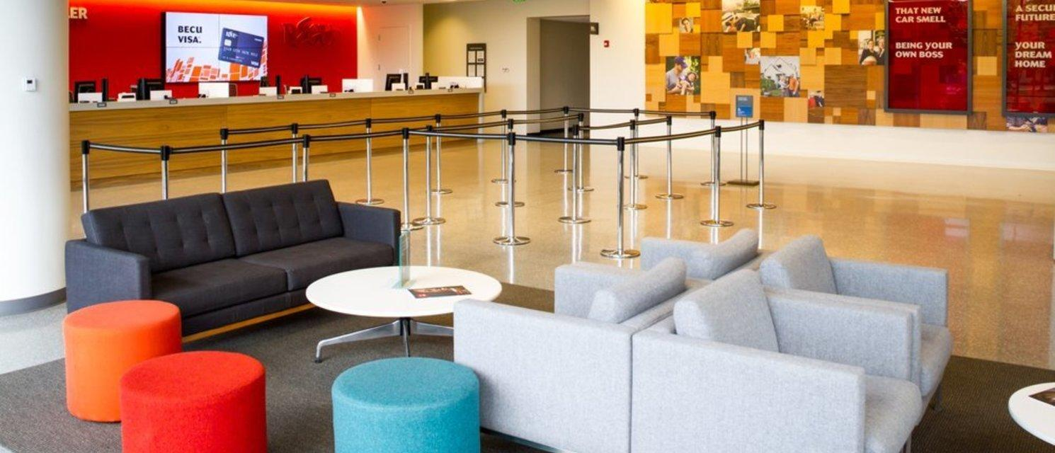becu corporate office remodel